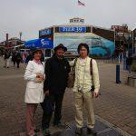 Pier39を観光、その後ナイアガラマリオットスパへ
