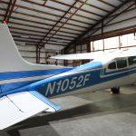 Fort Bragg Airport(プライベート空港)、Cessna182