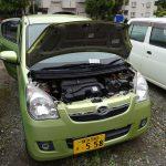 ミラのバッテリー交換 PanasonicCaos「N-M65A3」